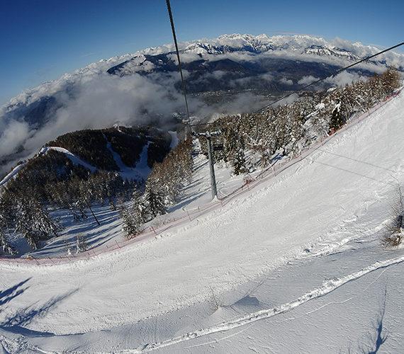 Sci – snowboard