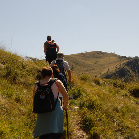 TREKKING AND FITNESS TRAILS