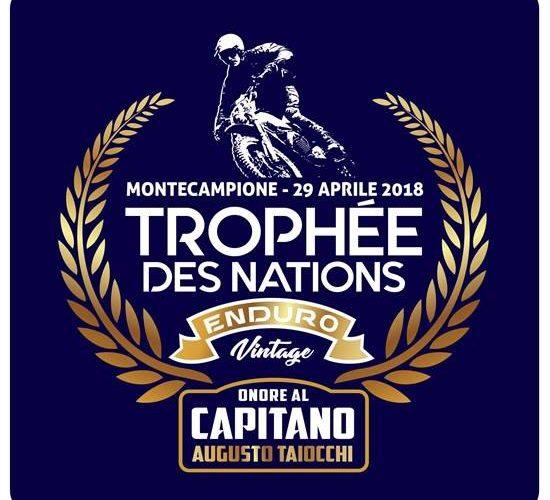 II Edizione Trophée des Nations – Onore al capitano Augusto Taiocchi- 28-29 Aprile 2018