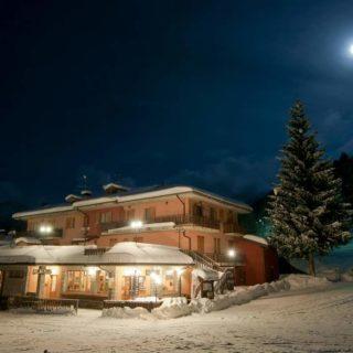 Hotel Legazzuolo al chiar di luna