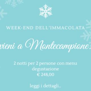 Week-end Immacolata 2019