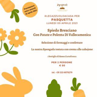 menu Pasquetta 2021